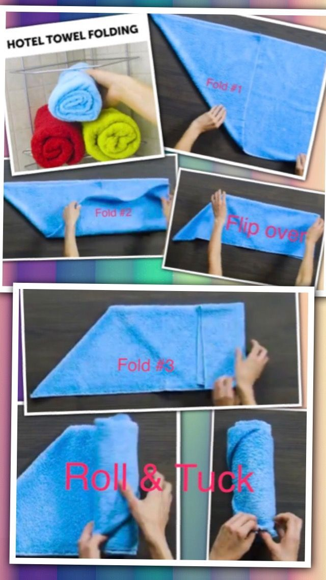 Photo of Towel folding,  #diyhooperringsbeads #folding #Towel