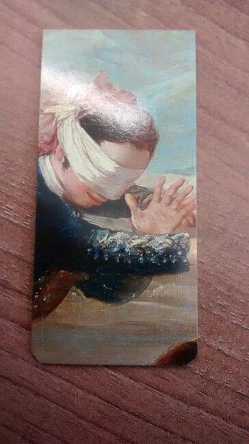 Mi regalo :) Goya