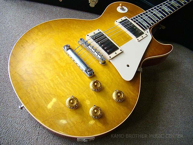 Gibson Les Paul VOS R9 - Lemon Burst