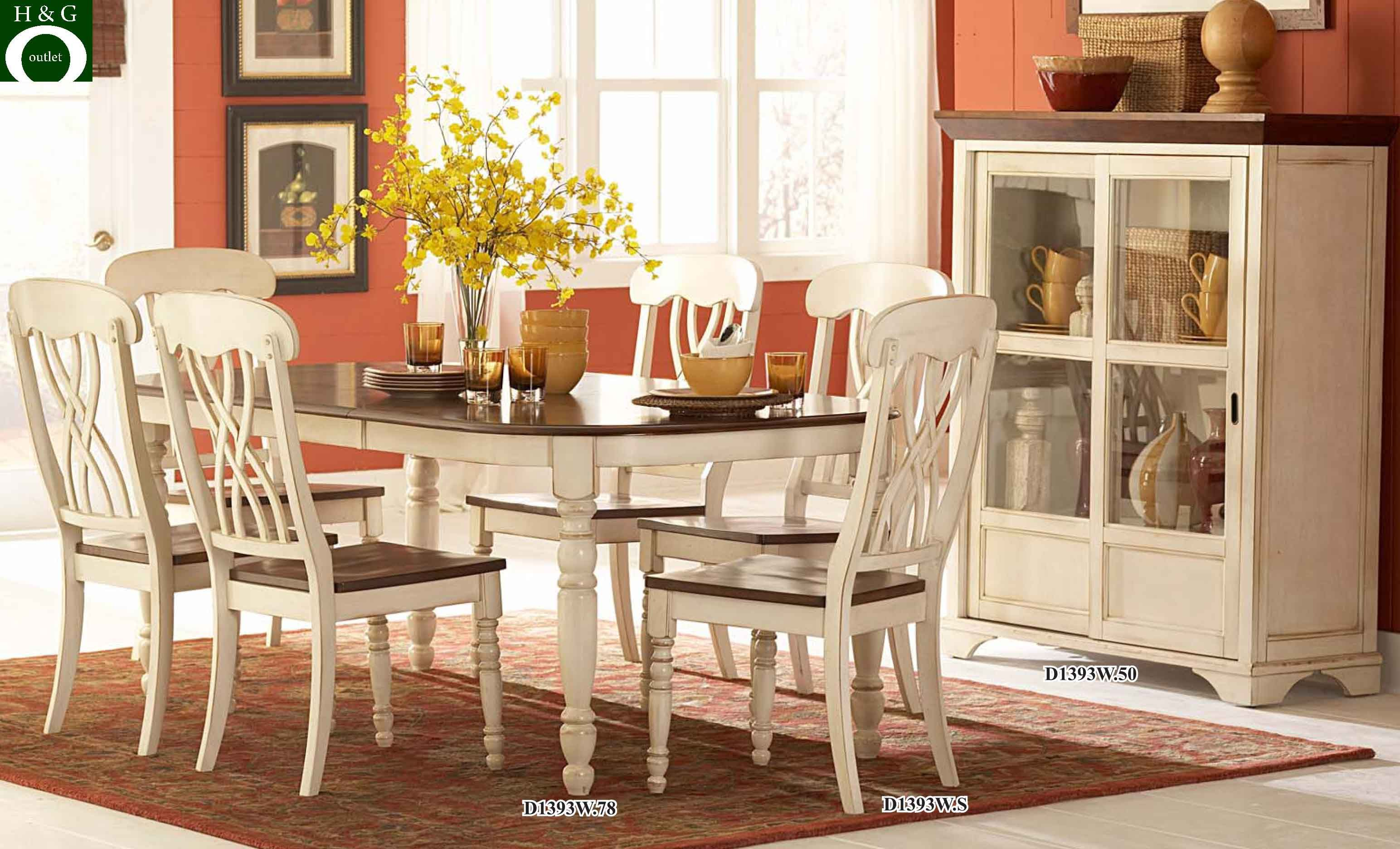 Ohana Dining Table by Home Elegance in
