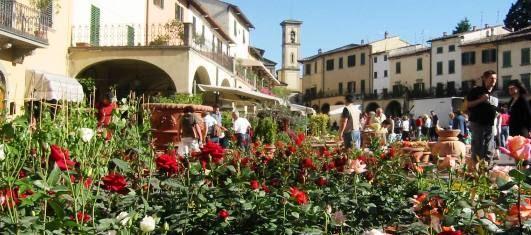 Touring Club Italiano - Vie della Toscana- #Greve #PoggioAllOlmoGreve