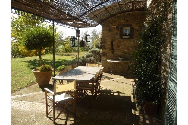 Charming stone farmhouse with beautiful views of Orvieto