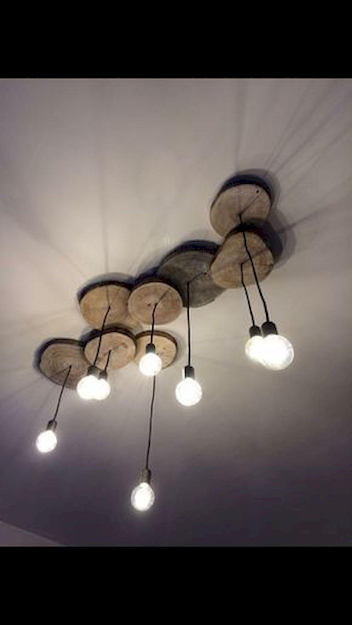 20 Best DIY Home Decor Lamp Ideas | Diy wall decor, Diy wall