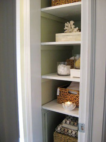 Organized Bathrooms Clean And Clutter Free Diy Crafts For The Home Bathroom Closet