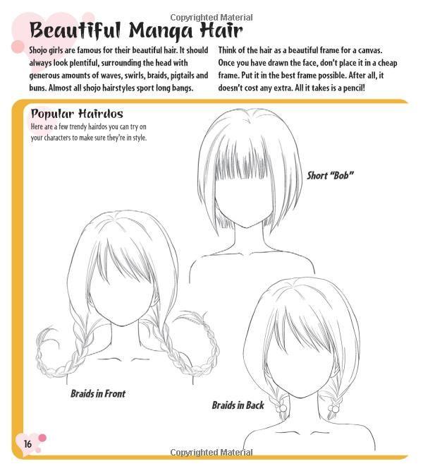 Manga Mania Romance Drawing Shojo Girls And Bishie Boys Online