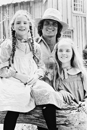 Melissa Gilbert Michael Landon Sue Anderson Little House ...