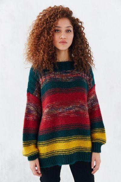 Cabelo + sweater = ❤️