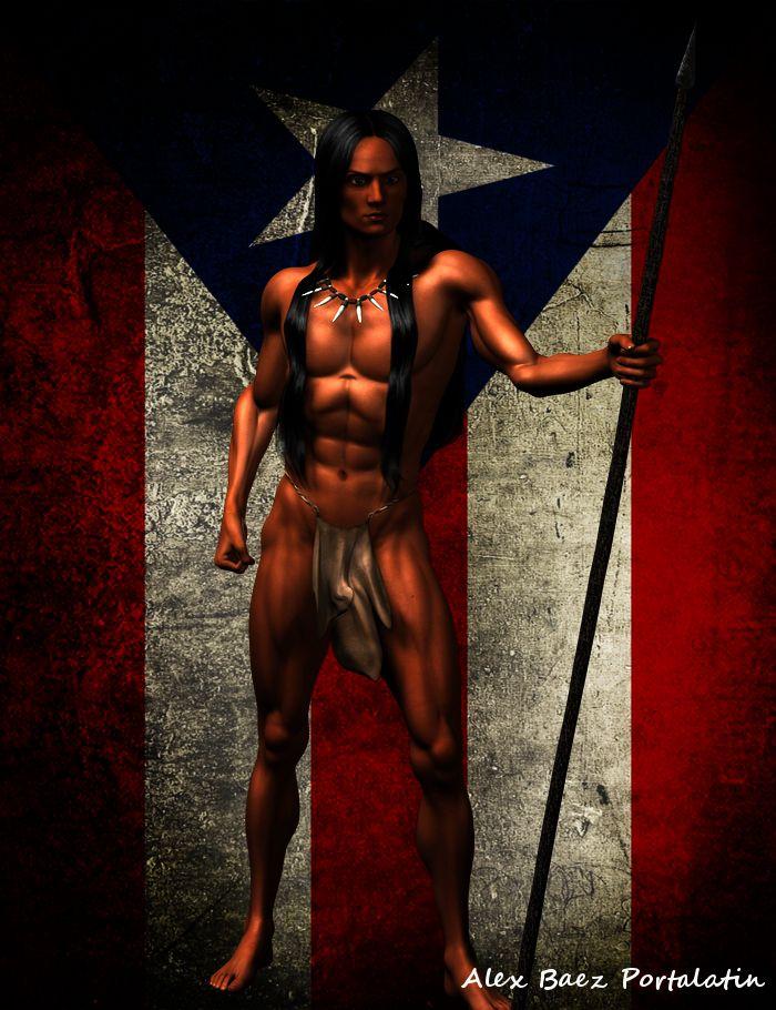 Puerto Rico Native...taino... | DAZ3D Gallery | Borricua ...