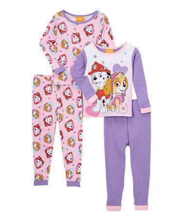 620805e62 Love this PAW Patrol Marshall   Skye Pajama Set - Toddler on  zulily ...