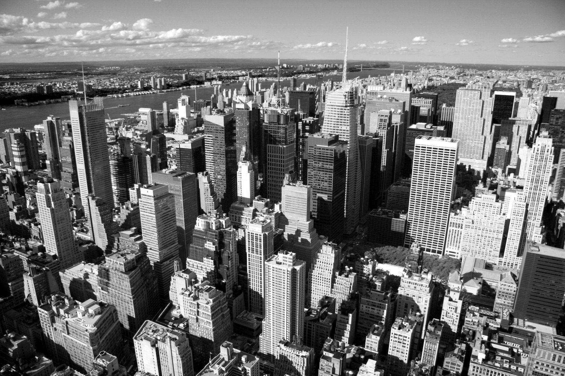 Noir et blanc new york building new york pinterest maxime - Cadre new york noir et blanc ...