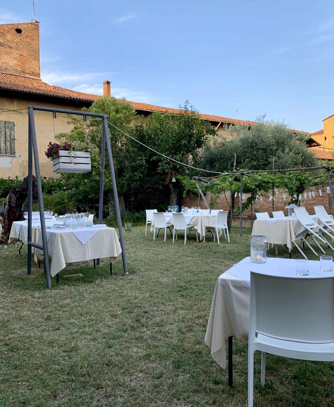Ristoranti Allaperto A Bologna Giardini E Terrazze Nel