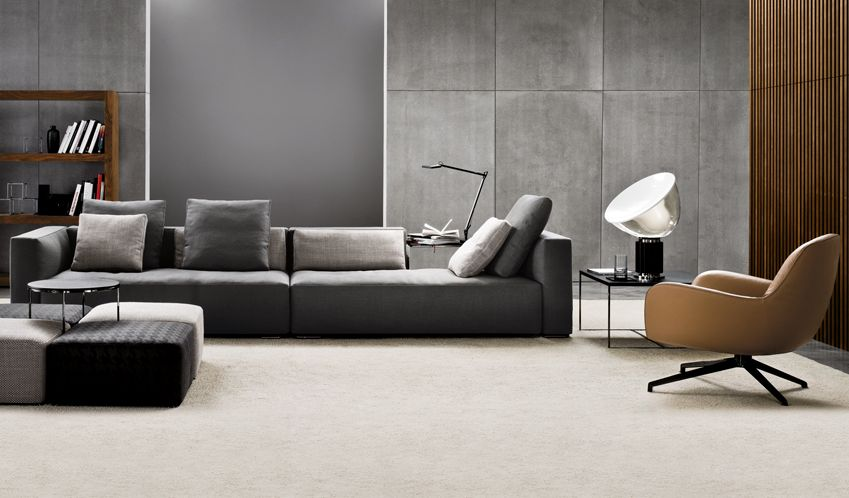Pin By Prangsai M On Interior Living Room Interior Sofa Design Minotti Furniture