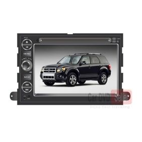 Car Dvd Player For Ford Explorer 2006 2009 With Gps Navigation
