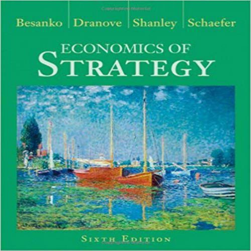 economics of strategy besanko pdf español
