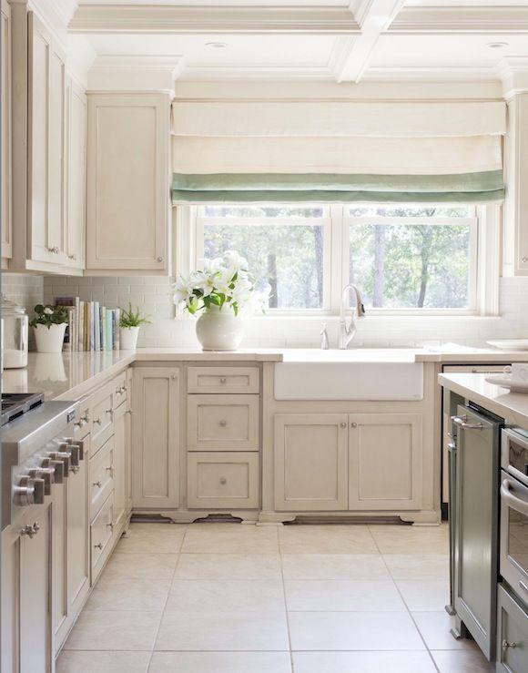 Suzie Tobi FairleyFantastic kitchen design with ivory off