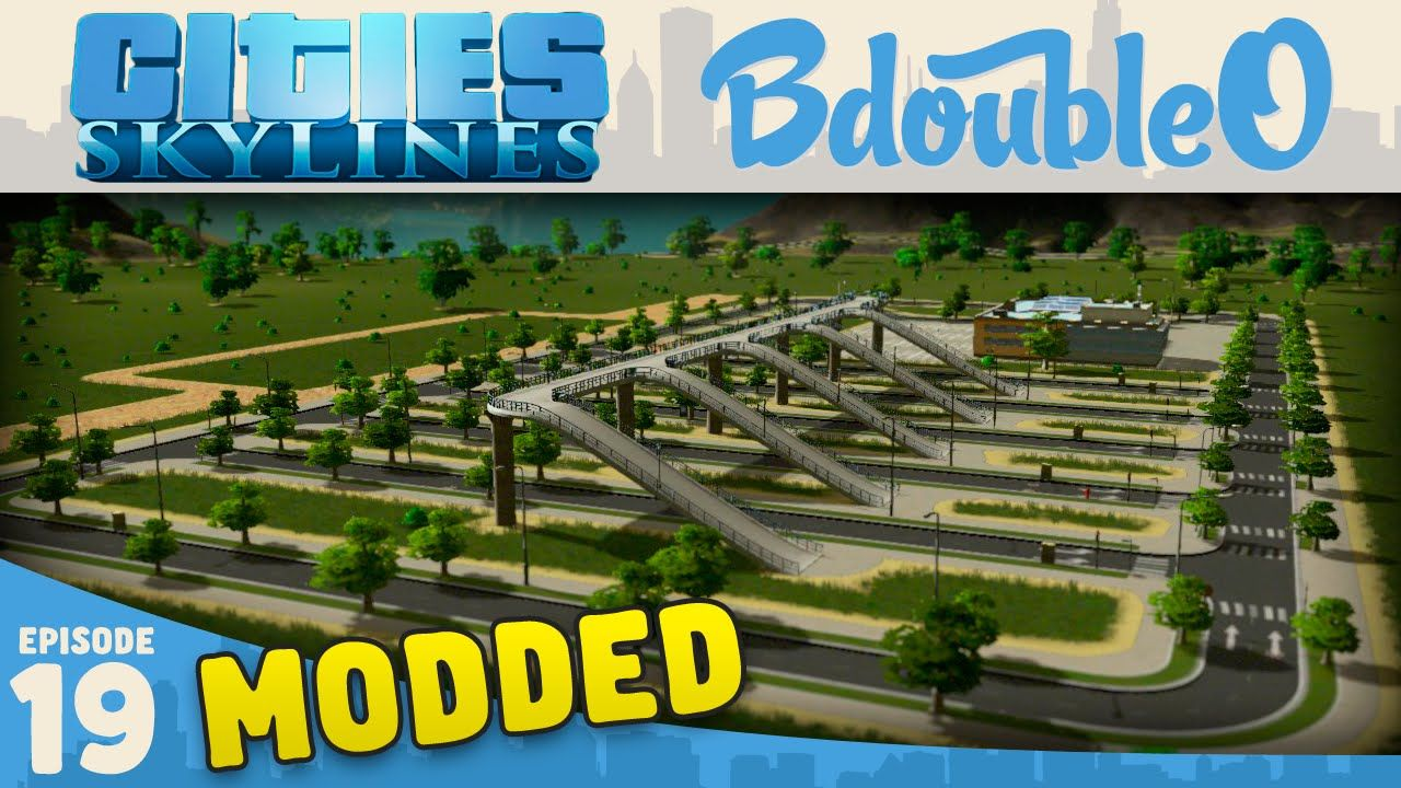 Cities Skylines Mods Weird Thingy Part 19 Cities Skylines Gameplay City Skyline Skyline City