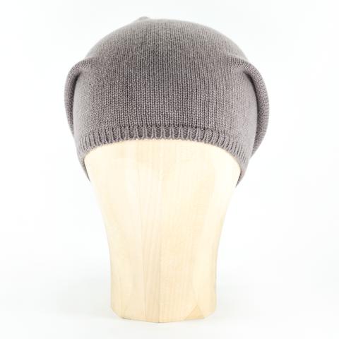 023da777e3cb42 Horizontal Pompon Collection - Jennigraf e.U.. Horizontal Knit Pompon Beanie-  Legno