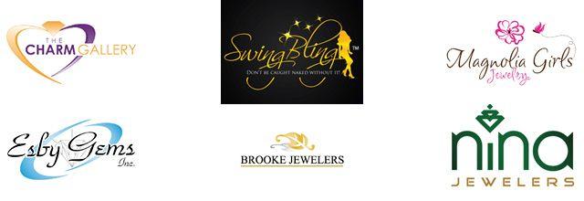 Jewelry Logos   Logo Design Guru   Places to Visit   Pinterest ...