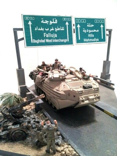 Pin by Bruce wayne on Models/Trains | Military diorama