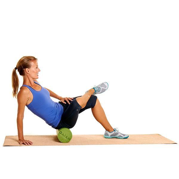 10 Moves To Ease Tight Hips: Foam Roller For Hip Rotator http://www.prevention.com/fitness/strength-training/best-exercises-ease-and-prevent-hip-pain?s=5&?cid=NL_PVNT_1863440_10082014_exercisesforhippain_readmore