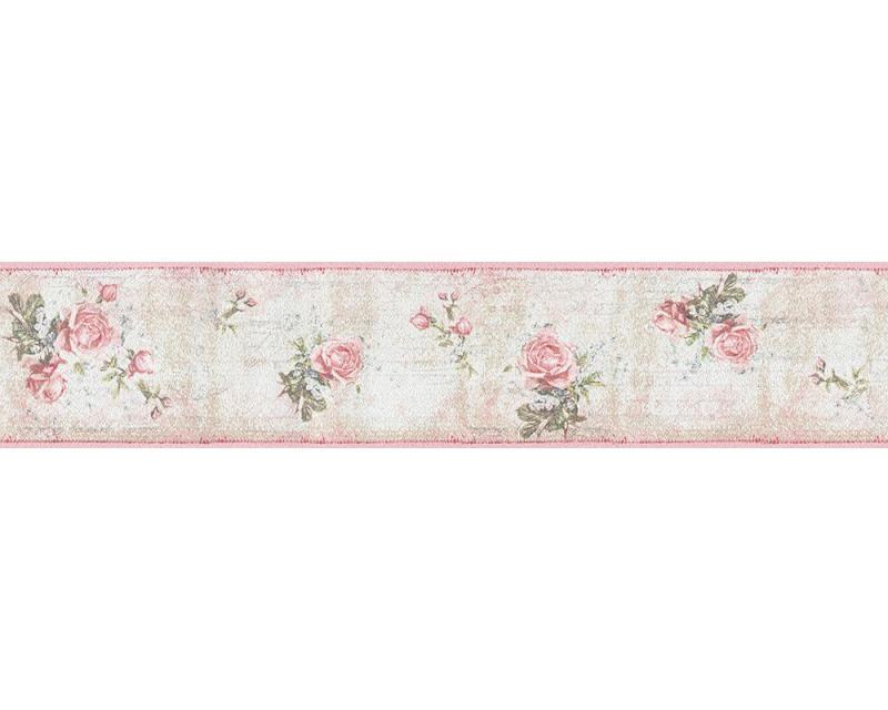 Tapety a bordúry z kolekcie Djooz predstavujú Vintage romantické koláže s nostalgickou atmosférou.