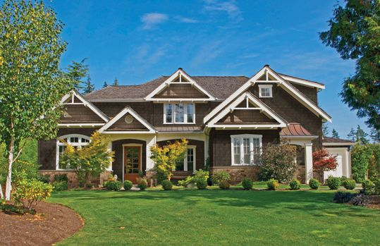 Vinyl Siding Styles, Colors And Exterior Home Designs From Exterior  Portfolio