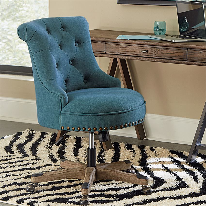 Sabina Office Chair   Chairs & Recliners   BrylaneHome