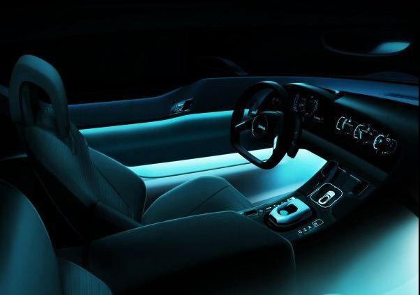 IKEA Cool Car Interior Lights Car Interior LED Lighting | Car ...