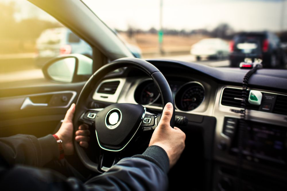 A certain amount of vibration is inevitable when driving