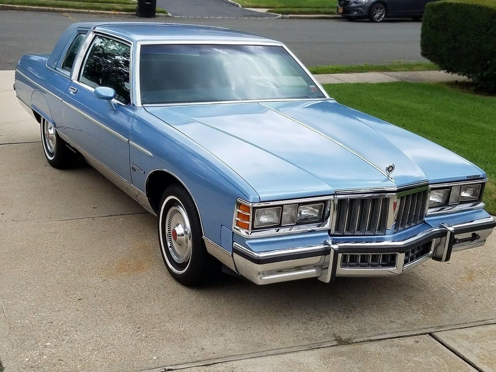 3 200 Diesel 1980 Pontiac Bonneville Brougham Pontiac