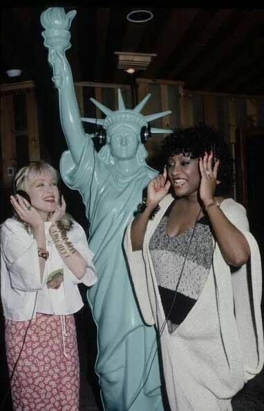Lauper and Labelle