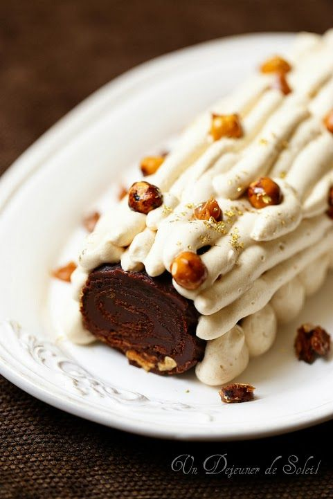 B che ou entremets chocolat caramel sans gluten recette - Recettes cuisine sans gluten ...