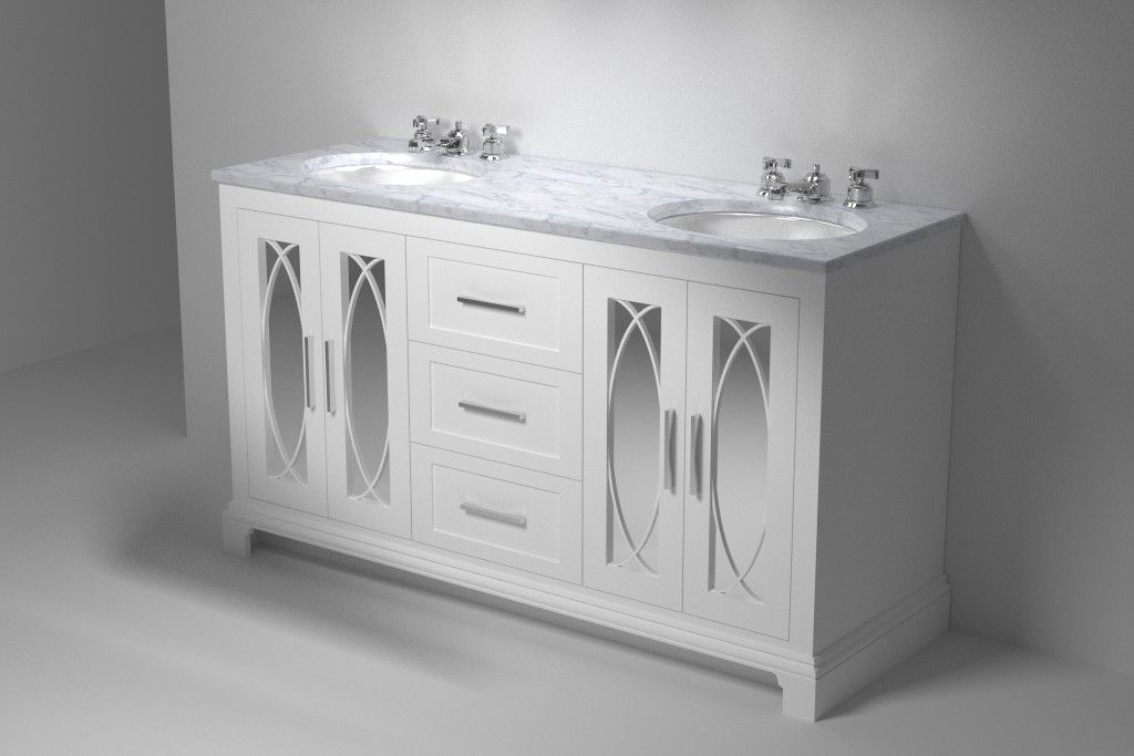 The furniture guild thomas vanity guest suite bath fairview renovation pinterest for Furniture guild bathroom vanities