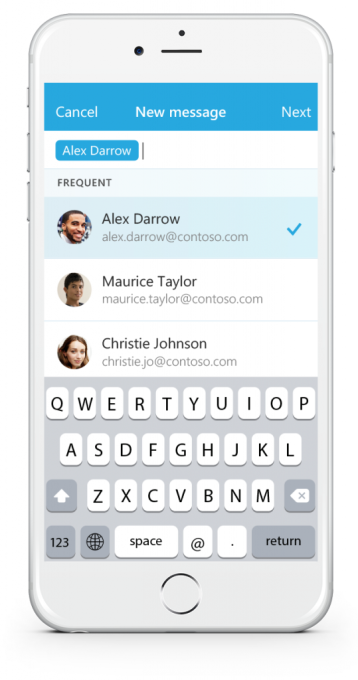 Microsoft Introduces Send, A Short-Form Email App That Works