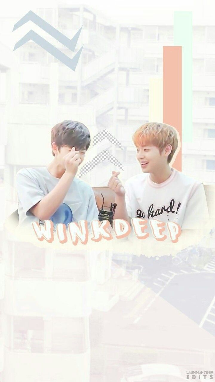 Wannaone Wannaonewallpaper Produce101 Parkjihoon Baejinyoung Credit To Owner Jins