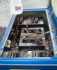 Club Car Battery Wiring Diagram:  Yamaha g2 golf cart ,Design