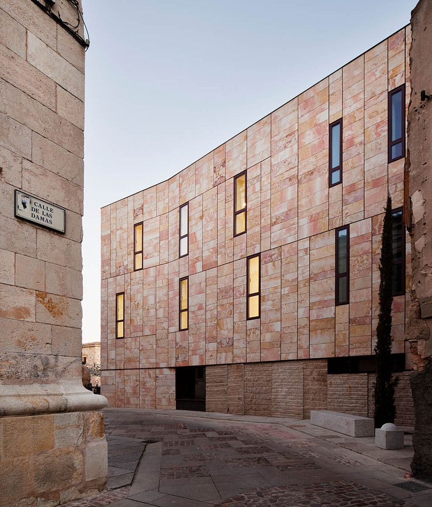 Zamora spain county council offices in zamora g f - Arquitectos en zamora ...