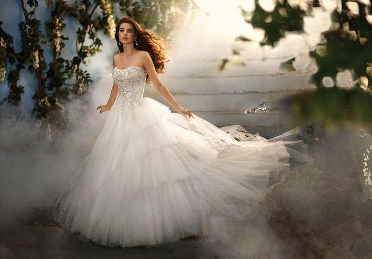 Alfred-Angelo-Wedding-Dresses-Disney-Collection-2012-7 cinderella ...