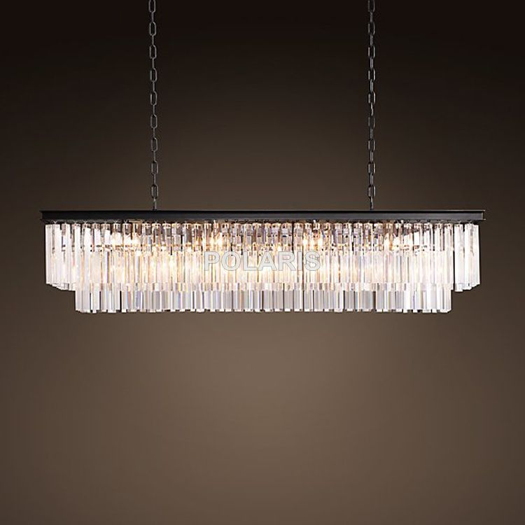 Factory Outlet Luxury Country Vintage Rh Chandelier Crystal Pendant Hanging Light Chandeliers Lamp For Home Hotel Decoration In Chandeliers From Lights Amp Li