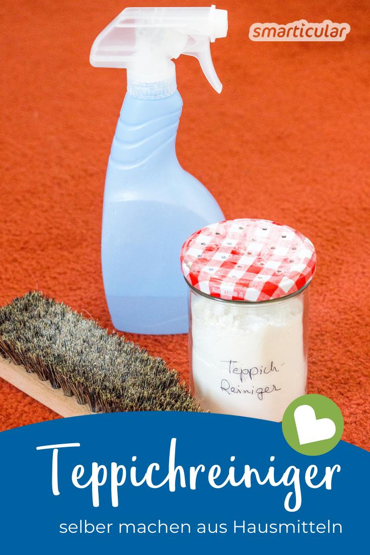 DIY Teppichreiniger