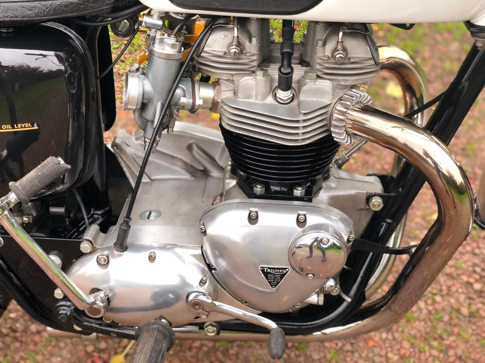 Details About Triumph T120 Tt Bonneville Special 1965 650cc Fully
