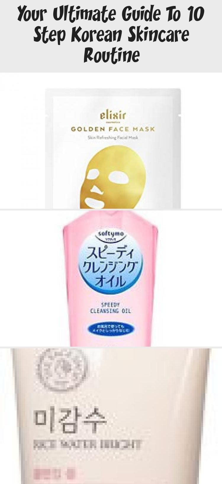 Your Ultimate Guide To 10 Step Korean Skincare Routine - Beauty -  Your Ultimate Guide To 10 Step Korean Skincare Routine. The Korean skincare routine is perfect to a - #beauty #bestKoreanSkincare #Guide #Korean #KoreanSkincarebeforeandafter #KoreanSkincareproducts #KoreanSkincareregimen #KoreanSkincareroutine #Routine #Skincare #Step #Ultimate