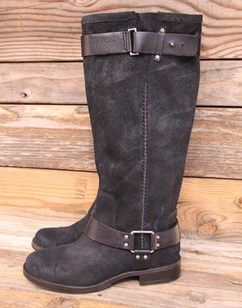 Womens Boots UGG Dree Black