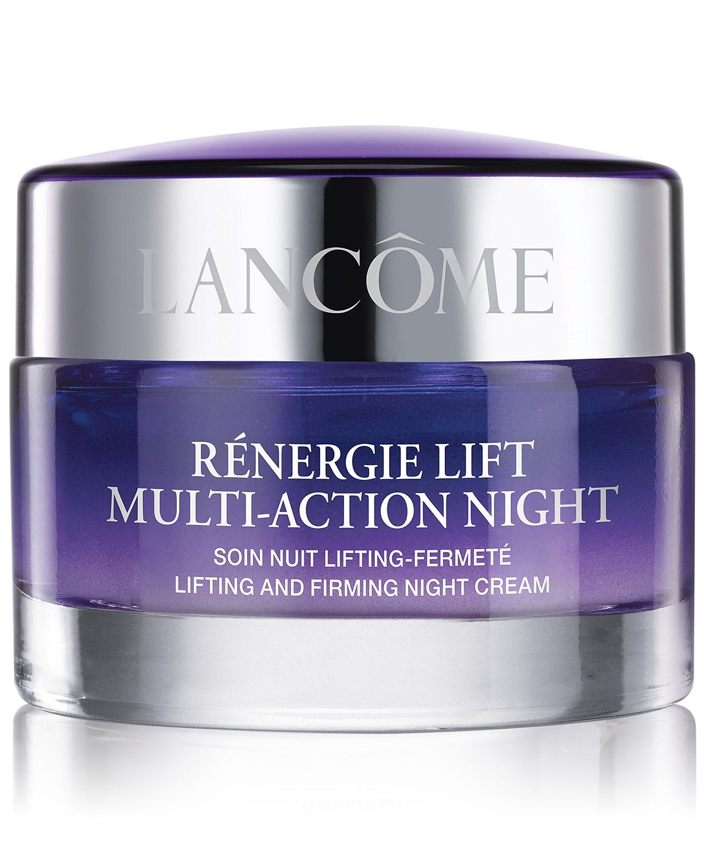Lancôme Rénergie Lift MultiAction Night Cream, 2.6 oz