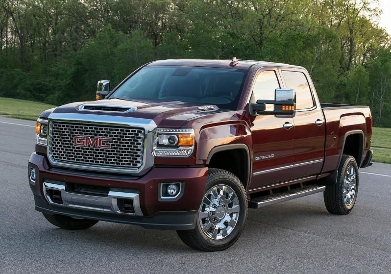2017 Duramax Price >> Second 2017 Gmc Sierra Denali 2500hd Powertrain Will Be A