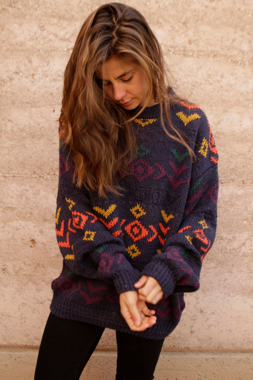 South West Style Sweater