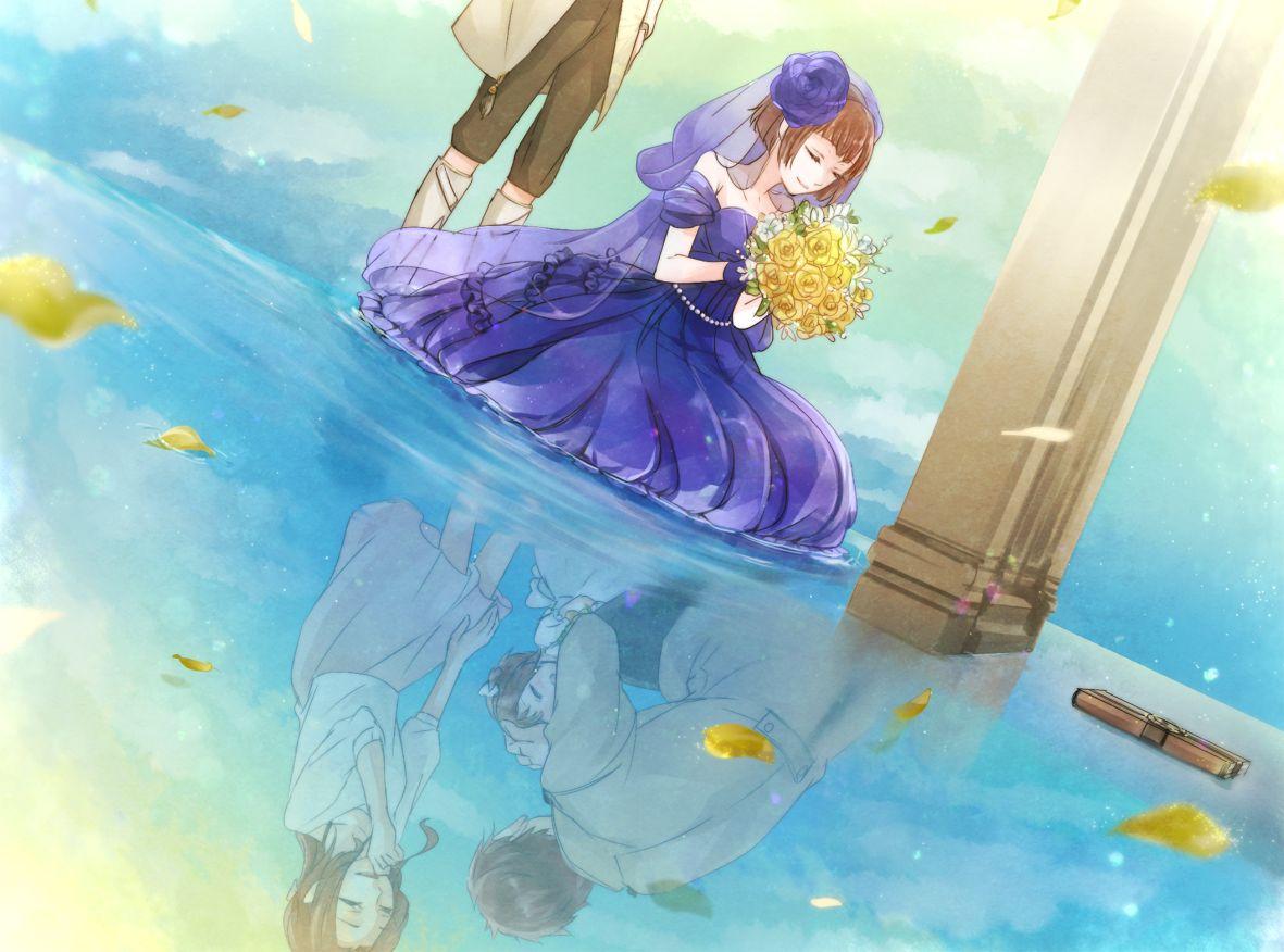 Tachibana Ritsuka Y Tachibana Lind