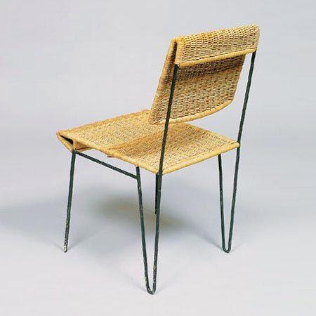 carl aub ck ca 1950 classic austrian design stuhl. Black Bedroom Furniture Sets. Home Design Ideas