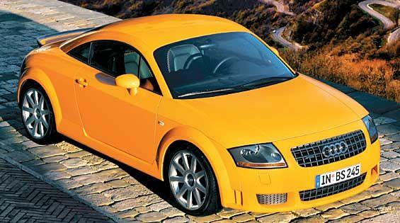 2004 Audi Tt 3 2 Quattro Http Www 45dstreet