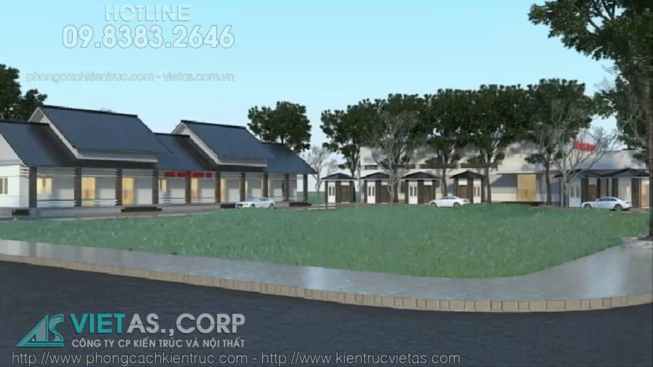 Cải tạo nhà xưởng thành nhà hàng Bình An ở Sóc Sơn - Hà Nội. Chi phí xây dựng 1,2 tỷ. Diện tích xây dựng 1000m2. Thiết kế: KTS Hồ Hữu Trinh - 09 8383 2646. Email: kts.hhtrinh@gmail.com